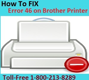 How To Fix Error 46 on Brother Printer
