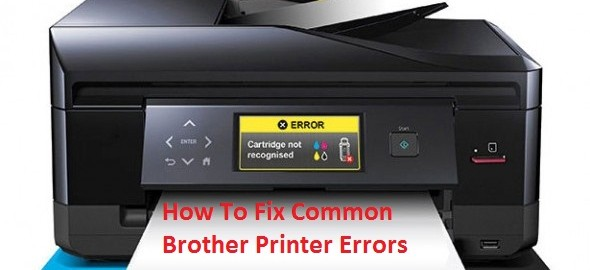 How To Fix Common Brother Printer Errors