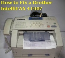 BROTHER FAX-4100 DRIVER FOR WINDOWS 8