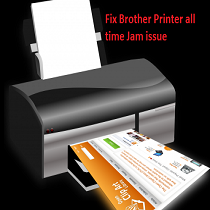 Brother Printer all time Jam issue