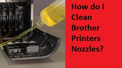 Clean Brother Printers Nozzles