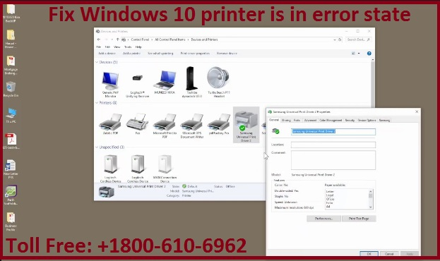 how to connect to printer windows 10